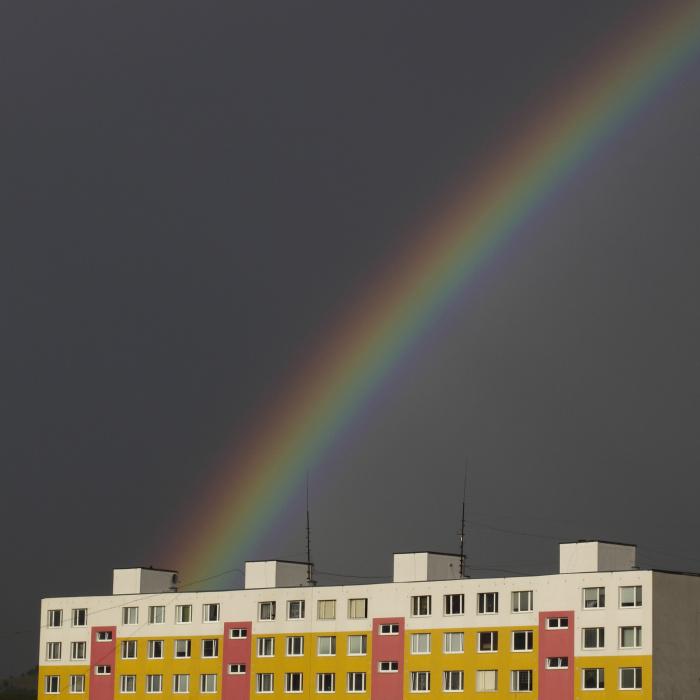 Po búrke Foto: Roman Tibenský