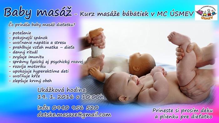 baby masaz