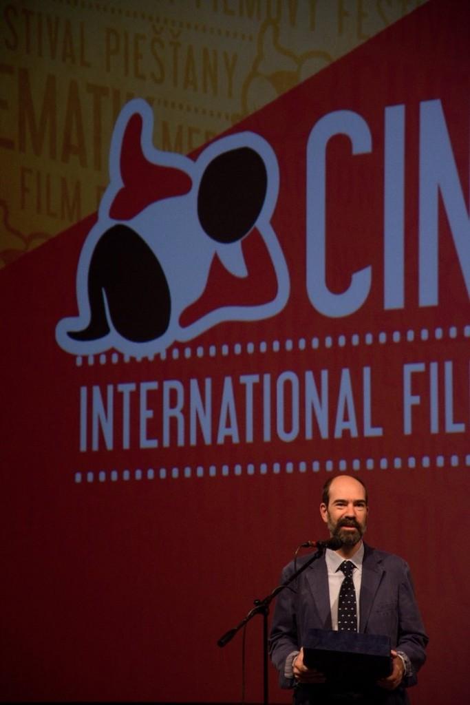 Hlavným hosťom Cinematiku bol katalánsky režisér Jaime Rosales