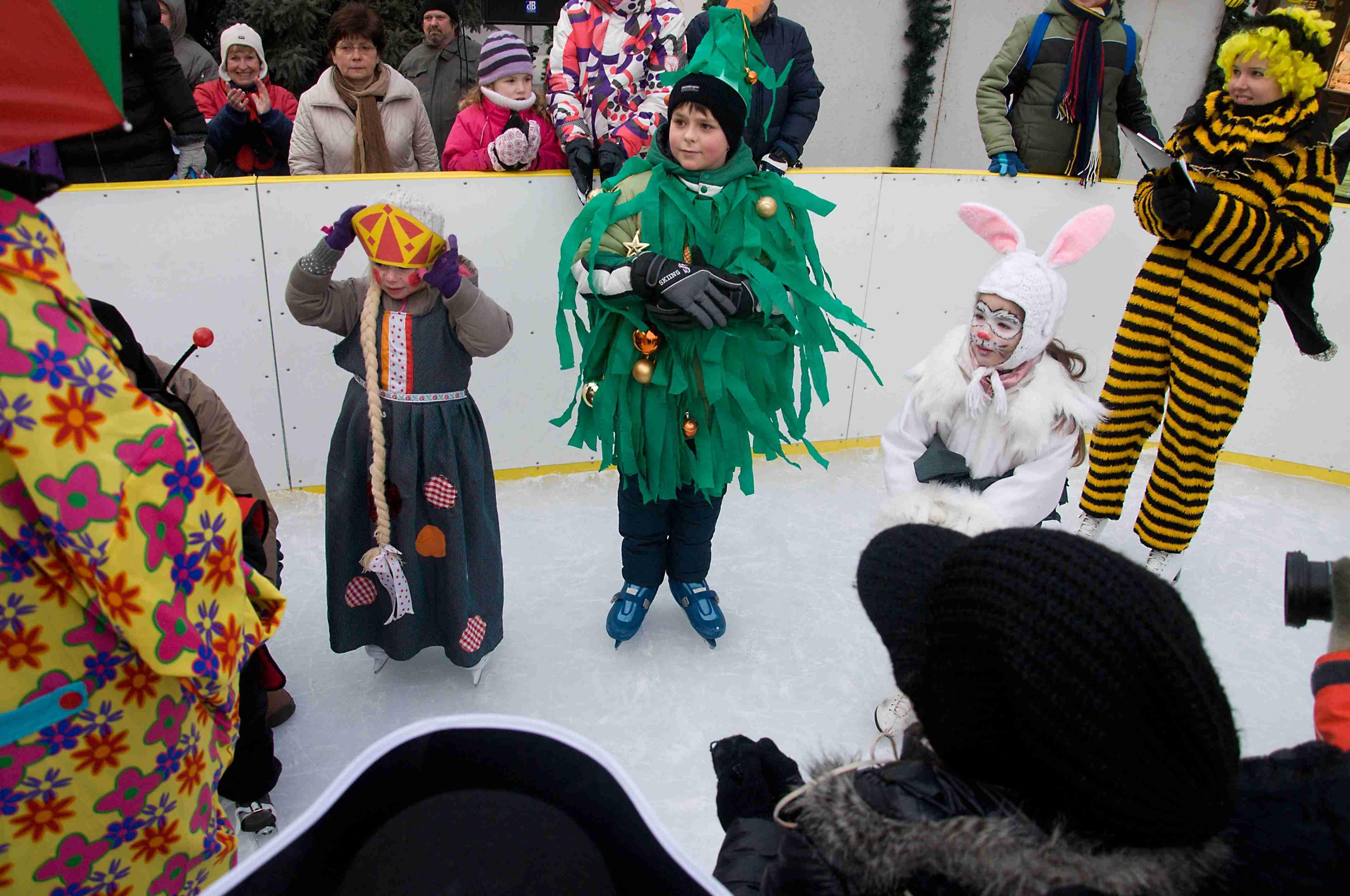 karneval na ľade 2