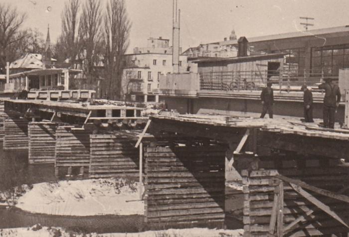 kolonadovy most 1954