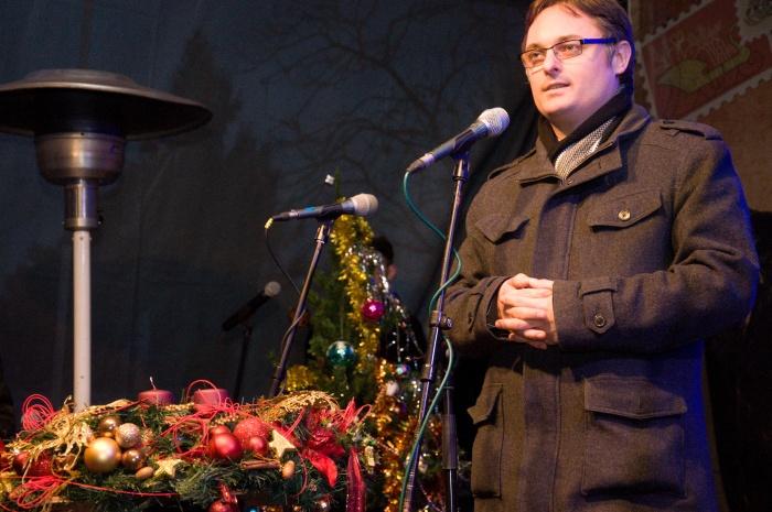 Branislav Dolinský, zborový farár evanjelickej cirkvi