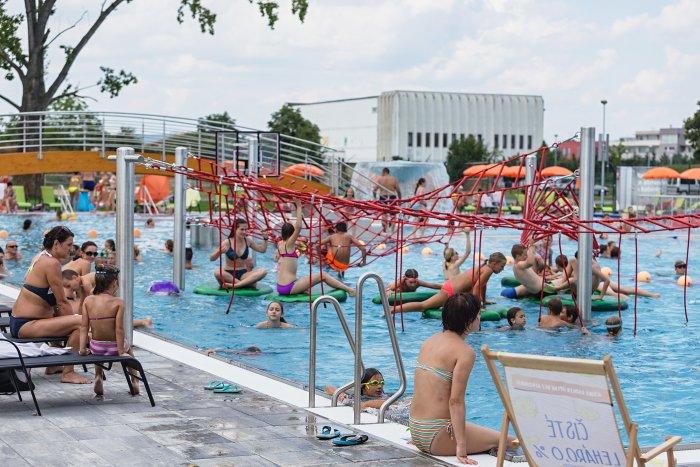 Nové letné kúpalisko RELAX AQUA   SPA v Trnave!  405129d3a97